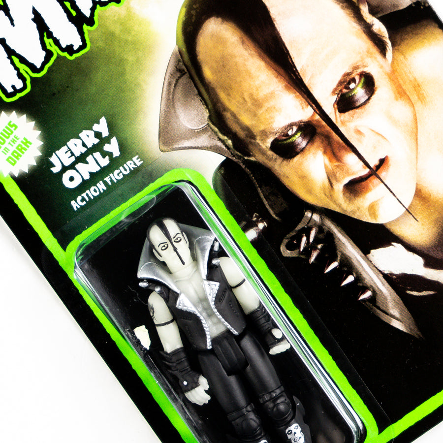 "MISFITS ""Jerry Only (Glow In The Dark)"" Action Figure"