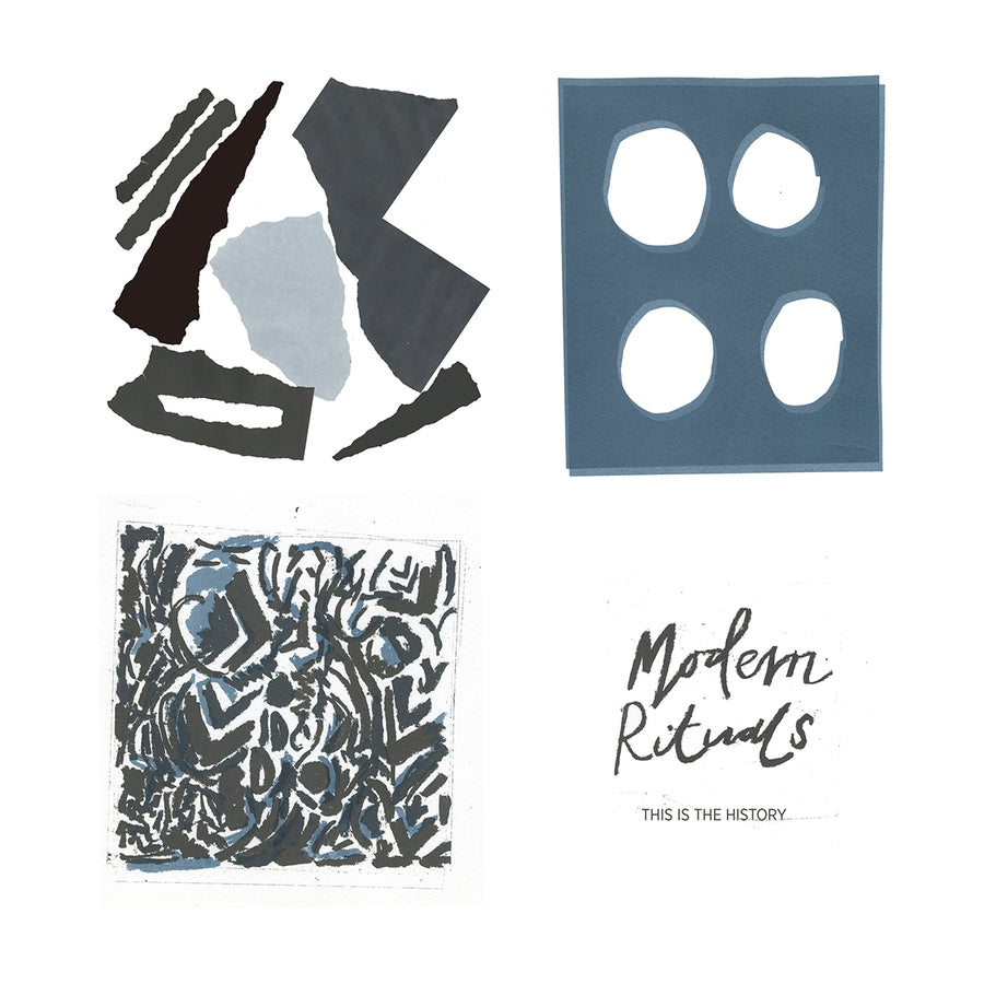"MODERN RITUALS ""This Is The History"" CD"