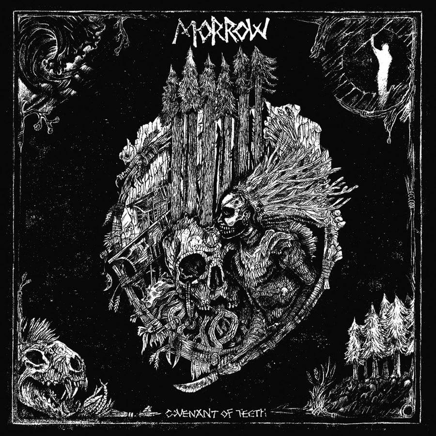 "MORROW ""Covenant Of Teeth"" LP"