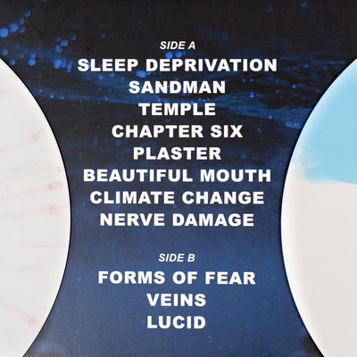 "MORTALITY RATE ""Sleep Deprivation"" LP"