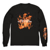"MORTALITY RATE ""YWTG"" Longsleeve"