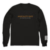 "MORTALITY RATE ""You Were The Gasoline"" Longsleeve"