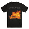 "MORTALITY RATE ""You Were The Gasoline"" T-Shirt"