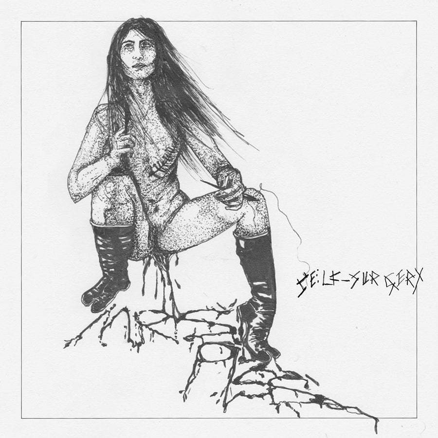 "MRS. PISS ""Self Surgery"" CD"
