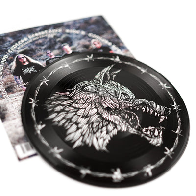 "NAILS ""I Don't Want To Know You"" 7"" Picture Disc"