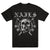 "NAILS ""Skull And Maces"" T-Shirt"
