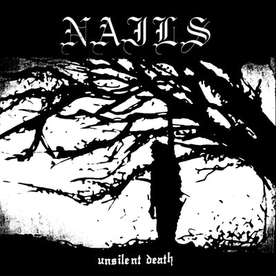 "NAILS ""Unsilent Death - 10th Anniversary Edition"" LP"