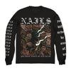 "NAILS ""You Will Never Be One Of Us"" Longsleeve"