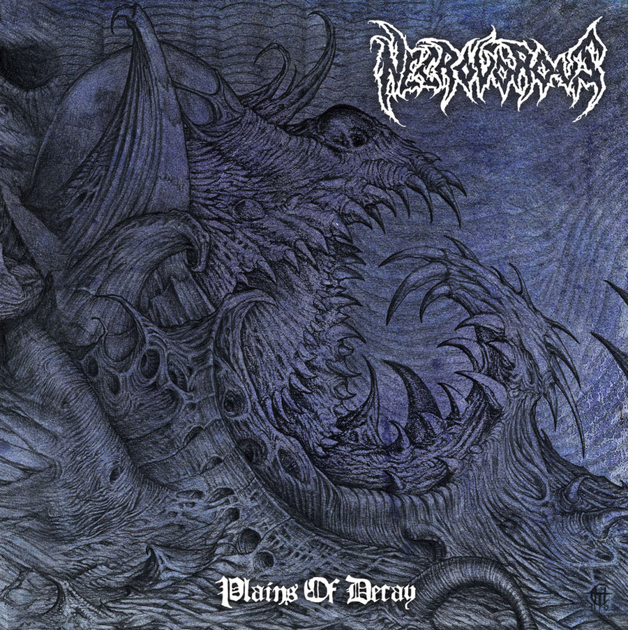 "NECROVOROUS ""Plains Of Decay"" LP"