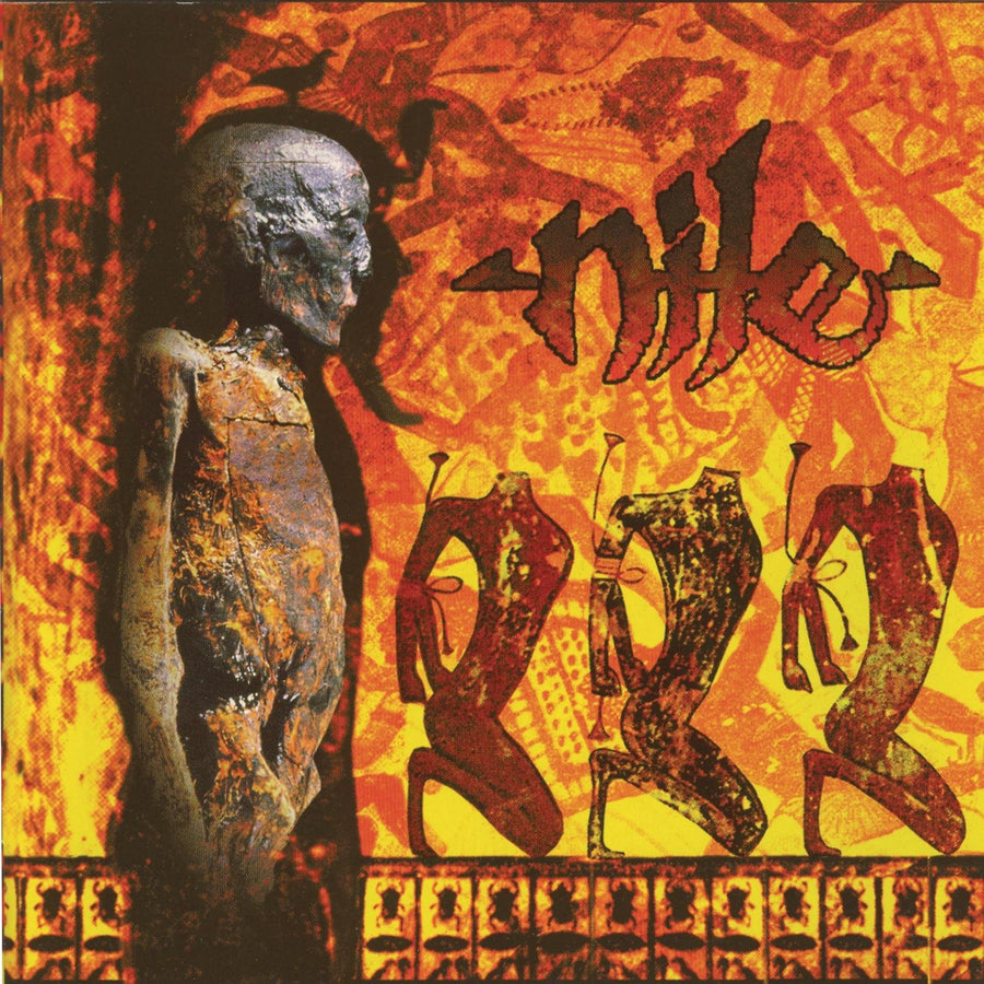 "NILE ""Amongst The Catacombs Of Nephren-Ka"" CD"