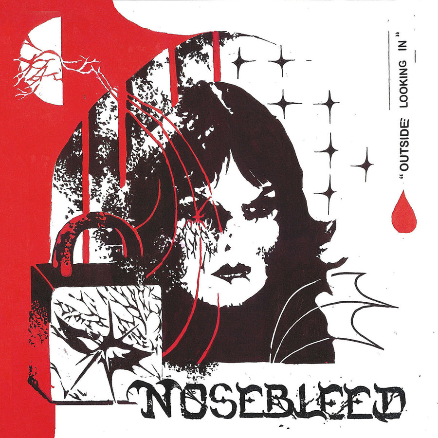 "NOSEBLEED ""Outside Looking Inside"" 7"""