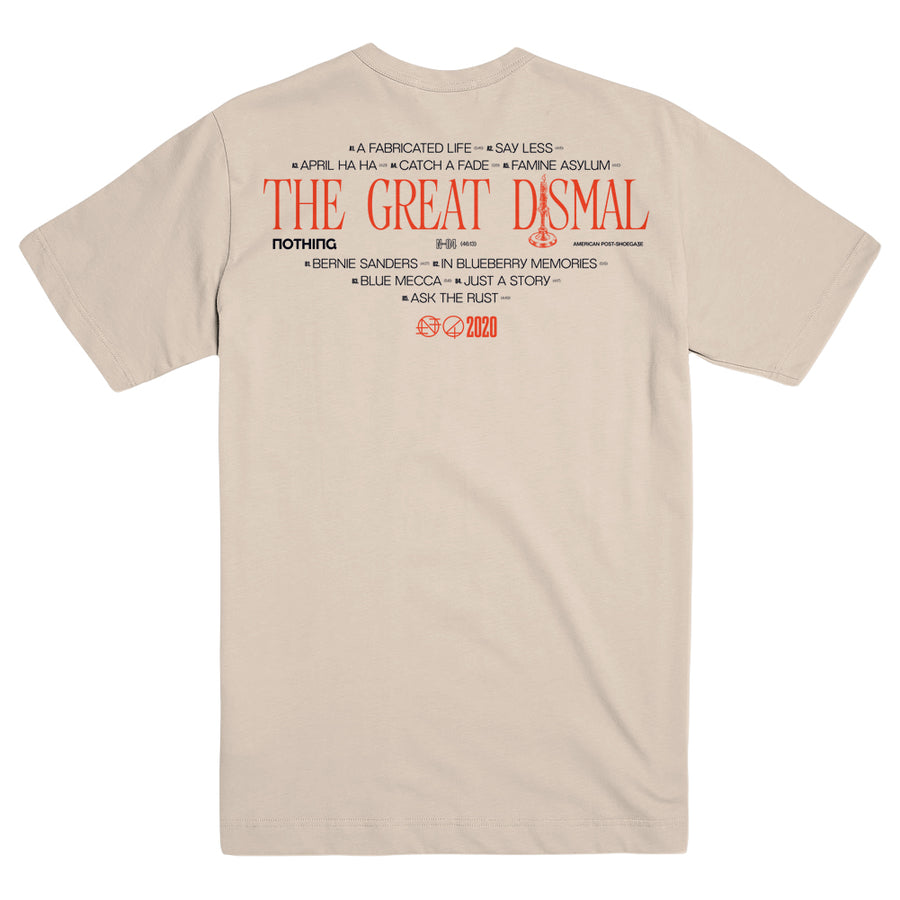 "NOTHING ""The Great Dismal Sand"" T-Shirt"