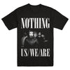 "NOTHING ""Us / We / Are - Black"" T-Shirt"