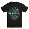 "NO OMEGA ""Footprint"" T-Shirt"