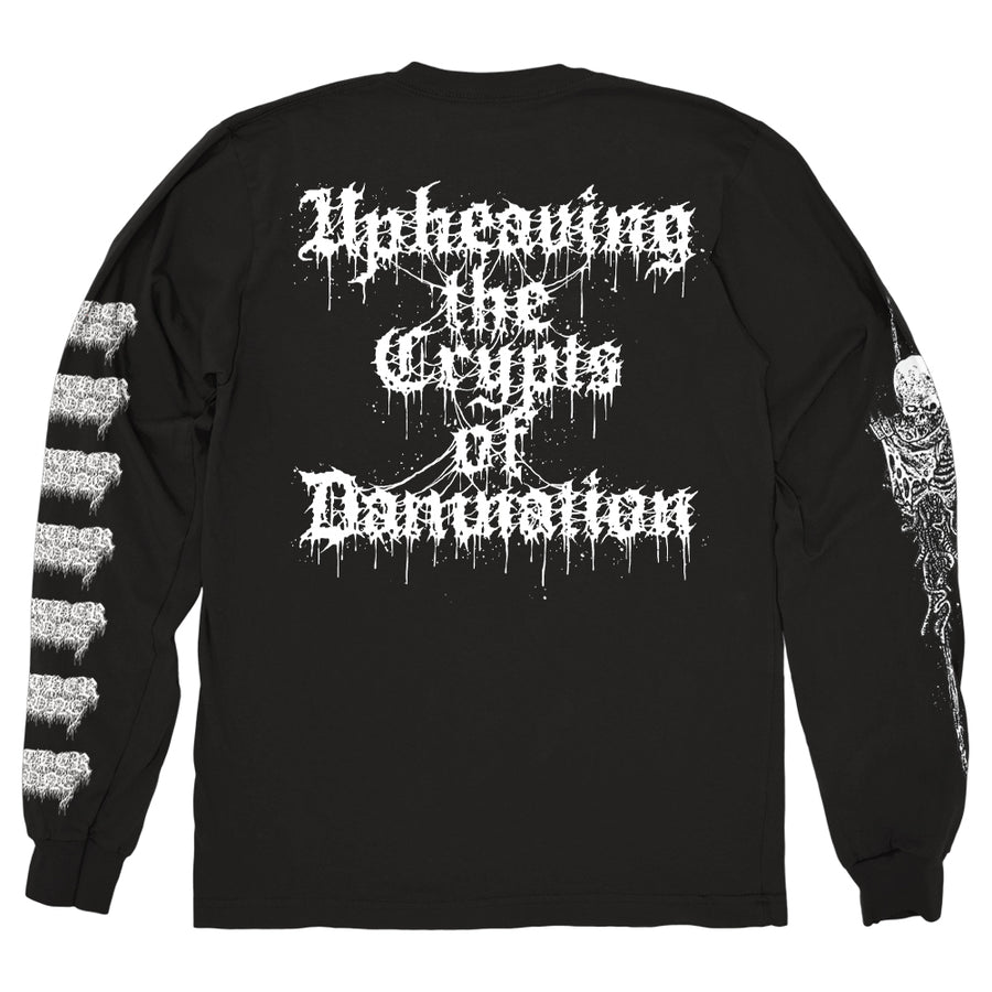 "OF FEATHER AND BONE ""Necrofrost"" Longsleeve"