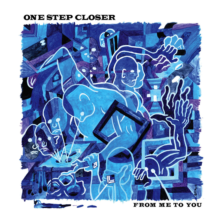 "ONE STEP CLOSER ""From Me To You"" LP"