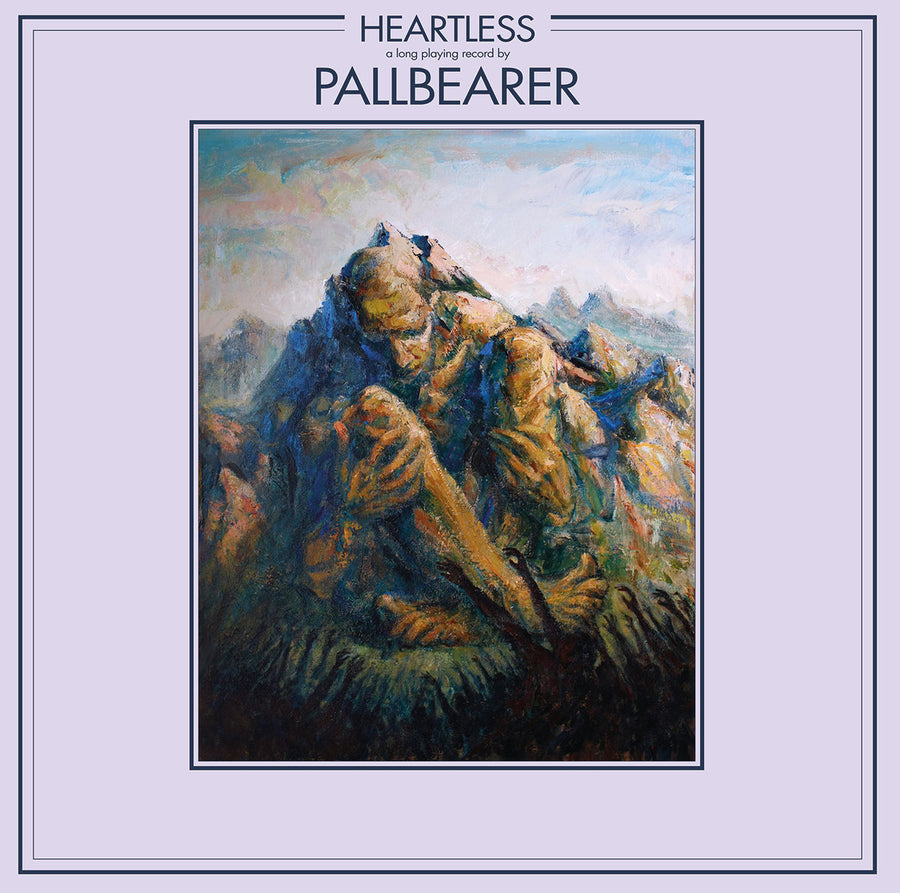 "PALLBEARER ""Heartless"" CD"