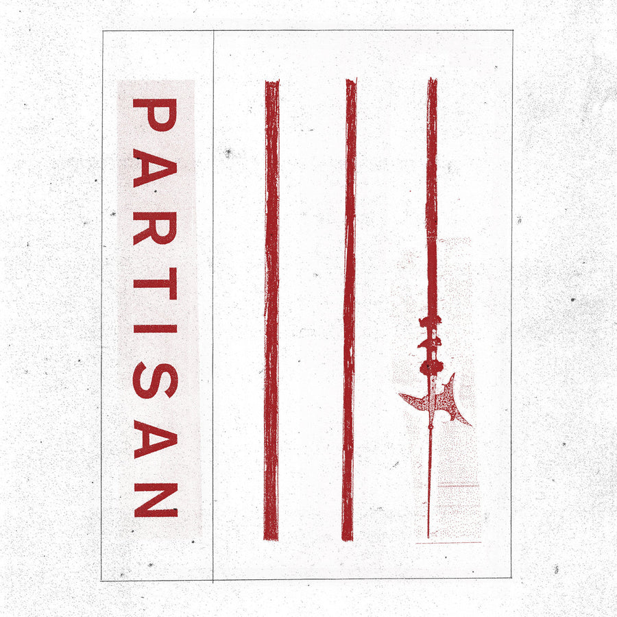 "PARTISAN ""S/T"" 12""EP"