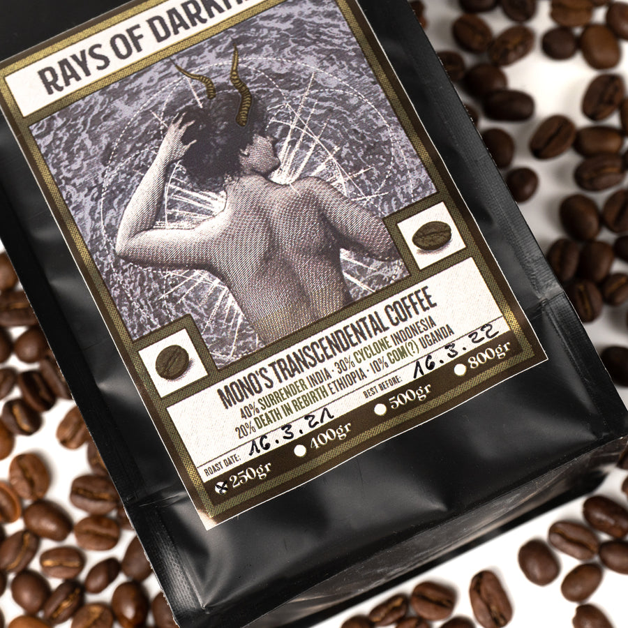"MONO ""Rays Of Darkness"" Coffee"