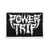 "POWER TRIP ""Logo"" Patch"