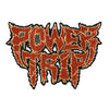 "POWER TRIP ""Logo Die Cut"" Patch"