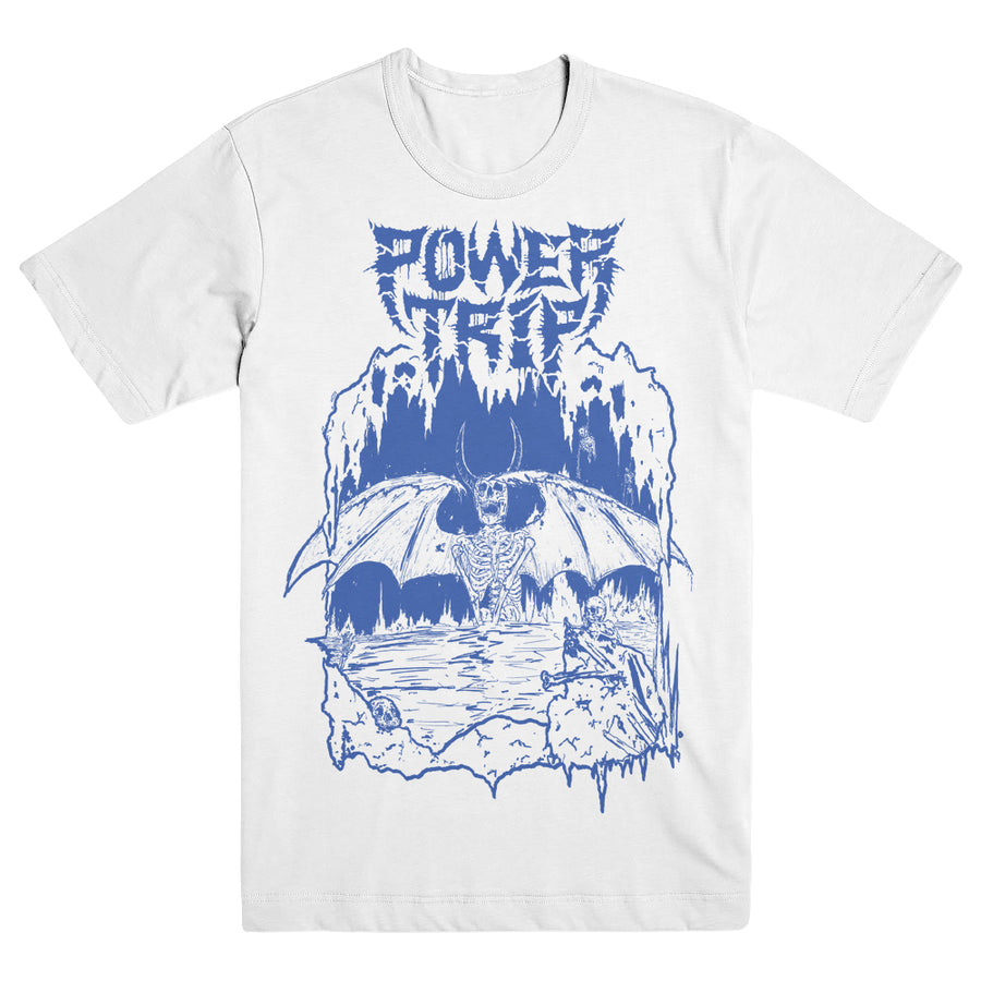 Power Trip Official Merch Evil Greed