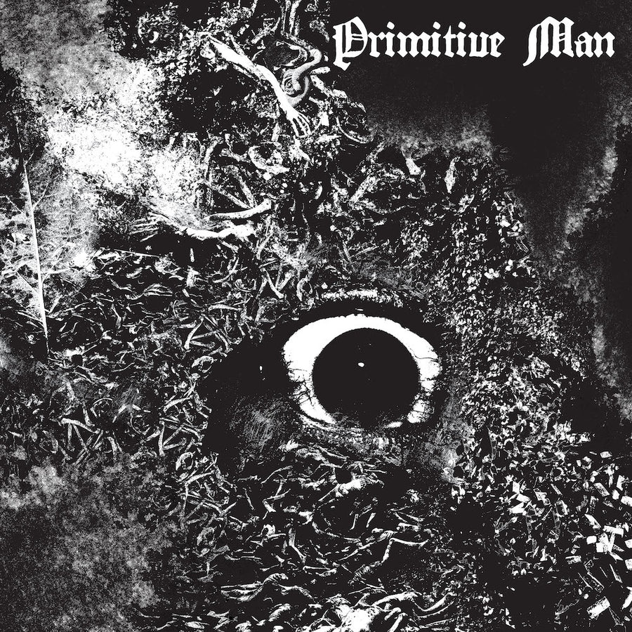 "PRIMITIVE MAN ""Immersion"" CD"