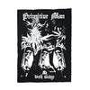 "PRIMITIVE MAN ""Death Sludge"" Backpatch"