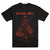 "PRIMITIVE MAN ""Time Lick Red"" T-Shirt"
