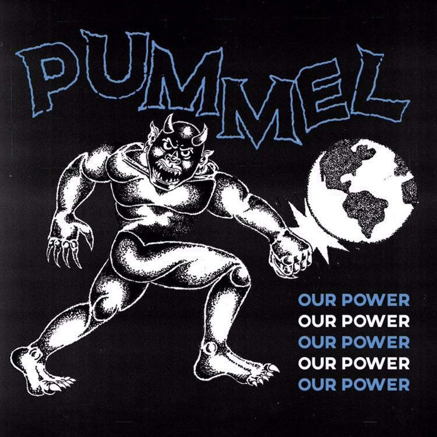 "PUMMEL ""Our Power"" Tape"
