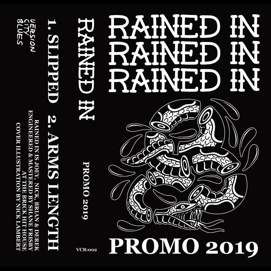 "RAINED IN ""Promo 2019"" Tape"