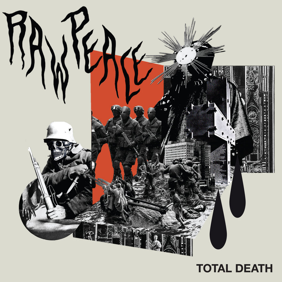 "RAW PEACE ""Total Death"" LP"