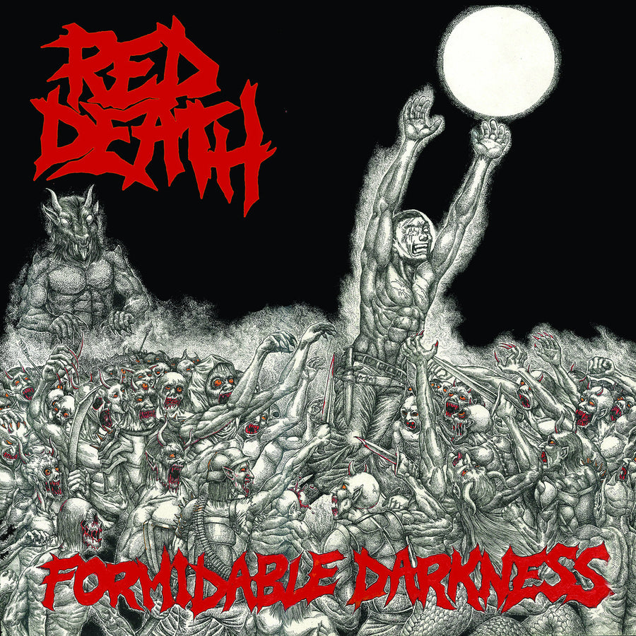 "RED DEATH ""Formidable Darkness"" CD"