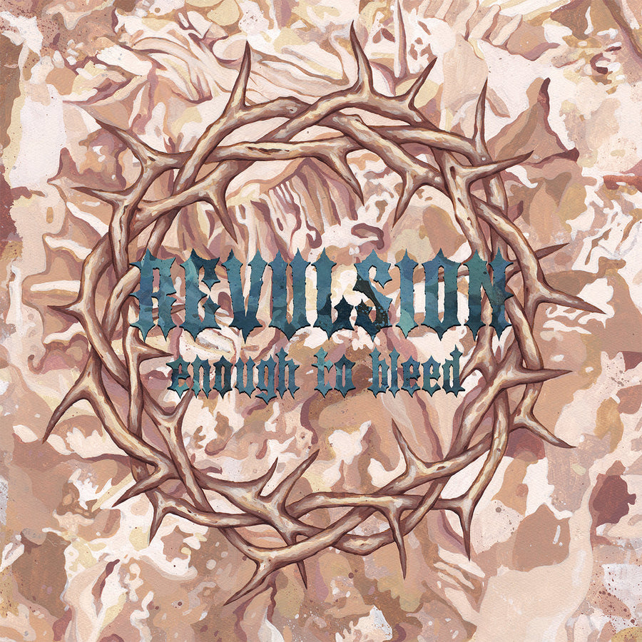 "REVULSION ""Enough To Bleed"" LP"