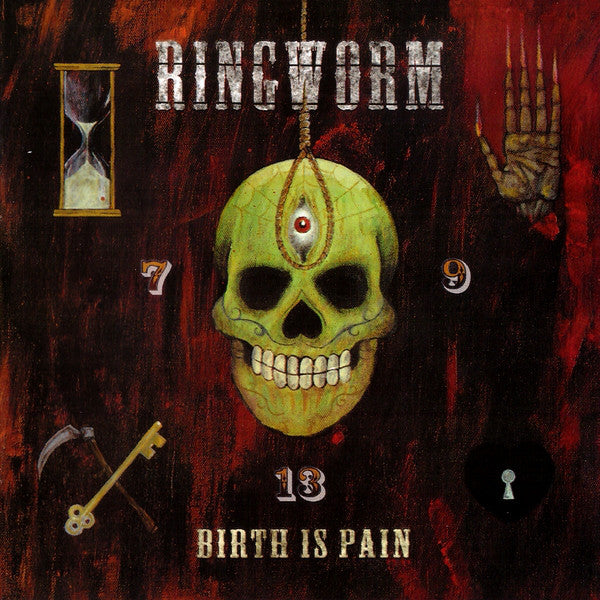 "RINGWORM ""Birth Is Pain"" LP"