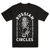"RUSSIAN CIRCLES ""Flower"" T-Shirt"