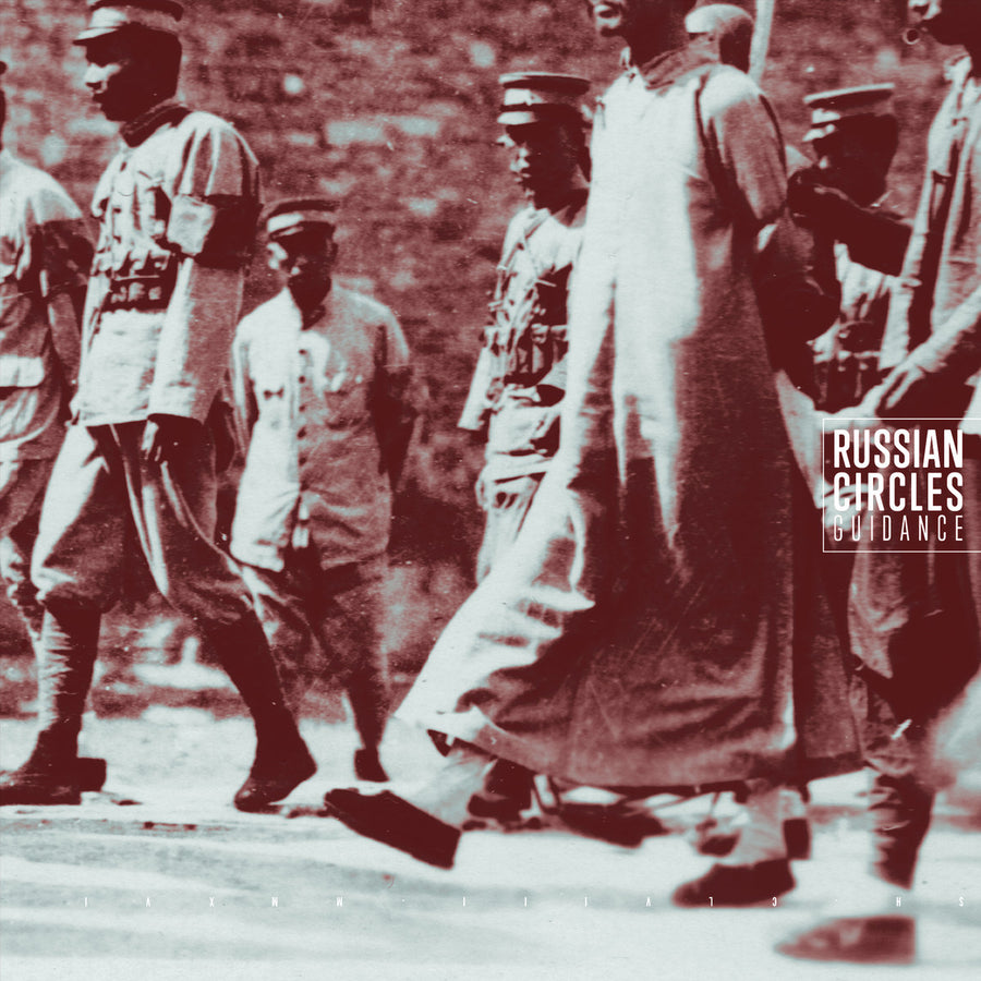 "RUSSIAN CIRCLES ""Guidance"" CD"