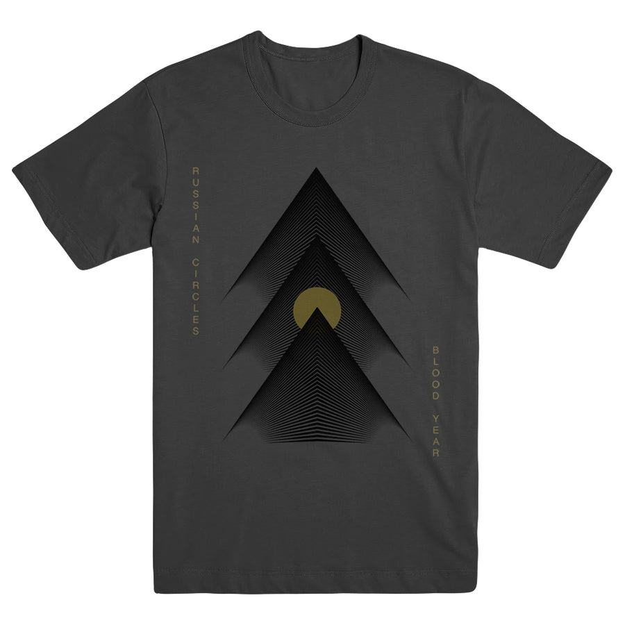 "RUSSIAN CIRCLES ""Cover"" T-Shirt"