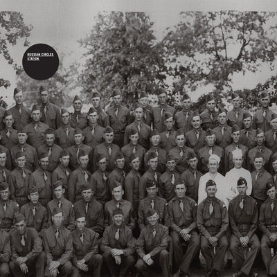 "RUSSIAN CIRCLES ""Station"" LP"