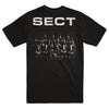 "SECT ""Skull And Bones"" T-Shirt"