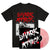 "SHARK ATTACK ""Complete Discography"" LP + T-Shirt Bundle"