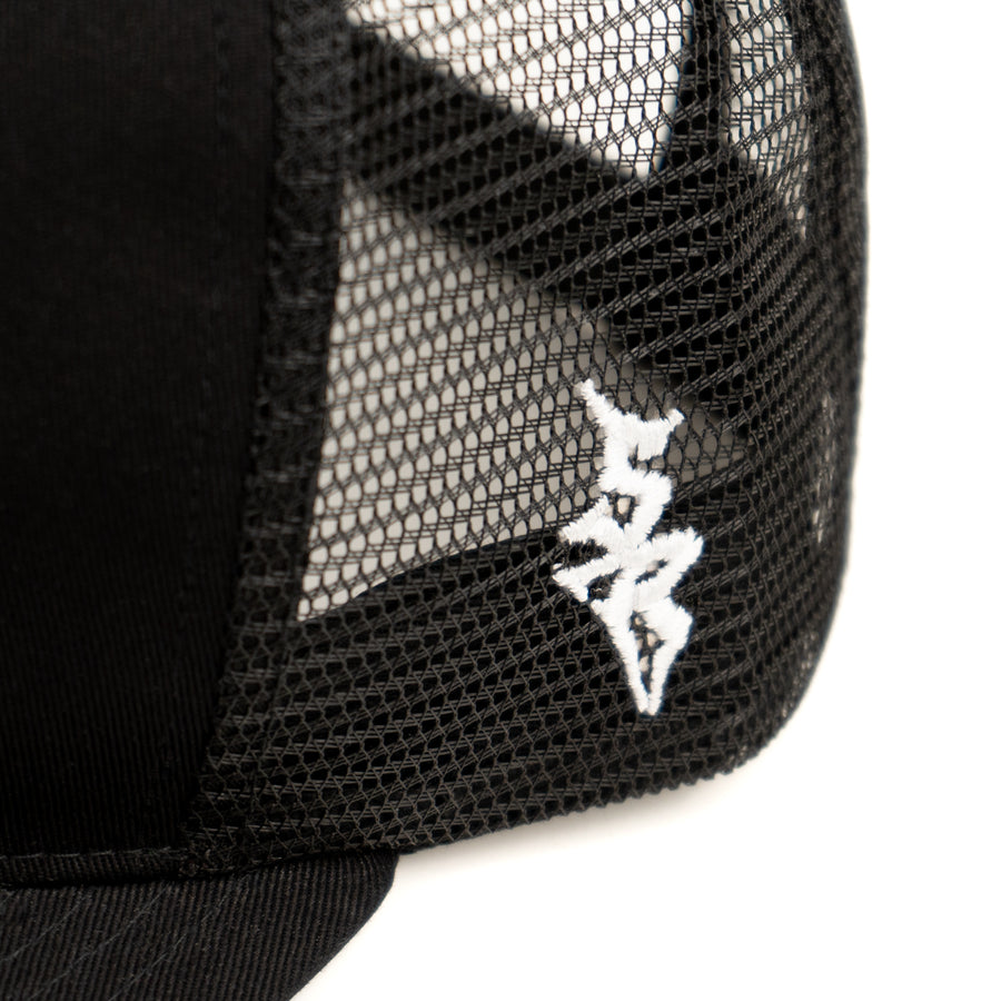 "SKELETAL REMAINS ""Logo"" Trucker Hat"
