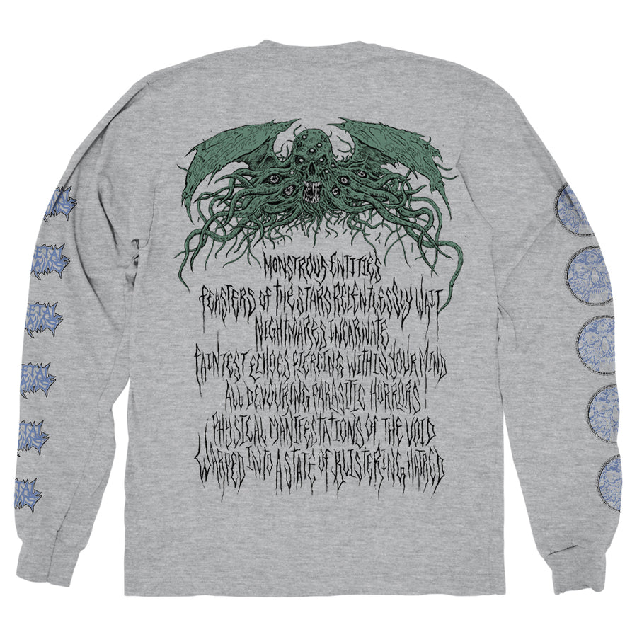 "SKELETAL REMAINS ""Parasitic Horrors"" Longsleeve"