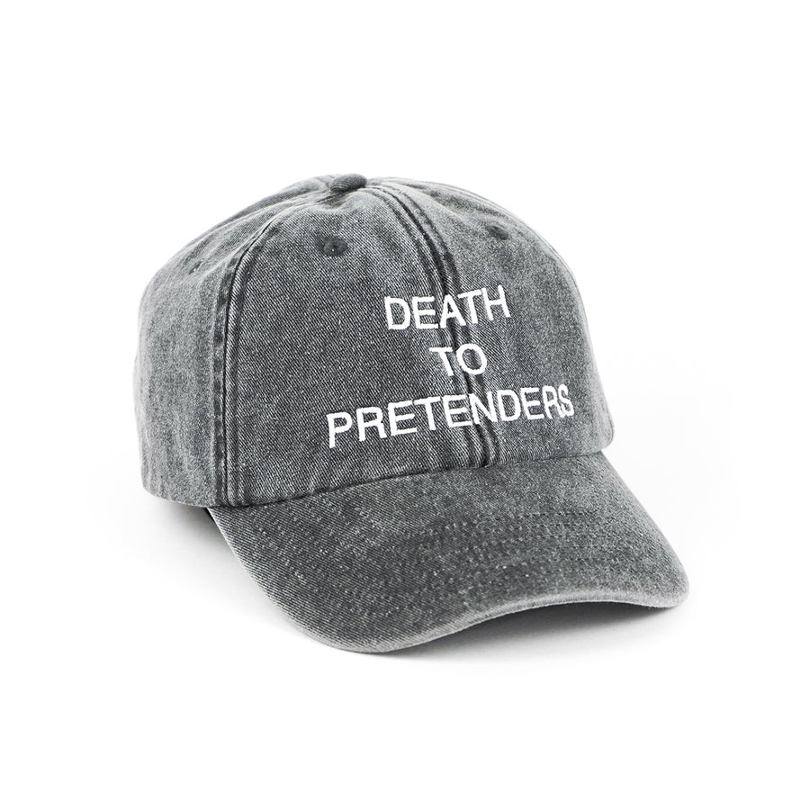 "SOFT KILL ""Death To Pretenders"" Dad Hat"