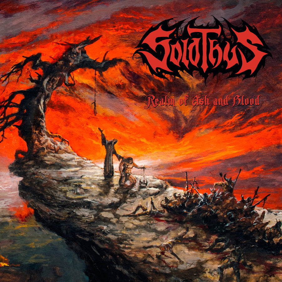 "SOLOTHUS ""Realm Of Ash And Blood"" LP"