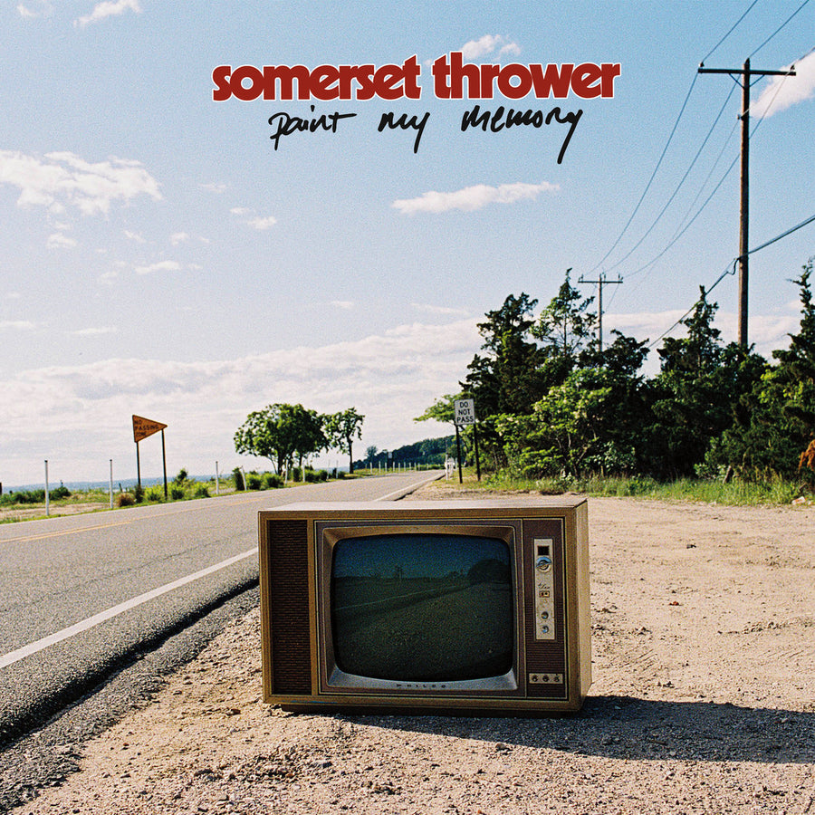 "SOMERSET THROWER ""Paint My Memory"" LP"
