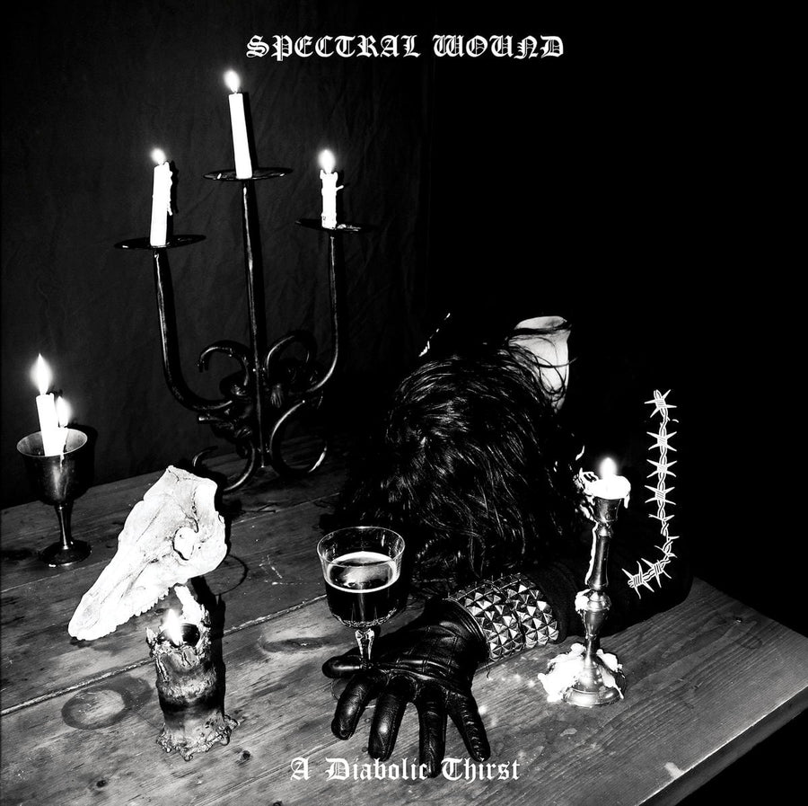 "SPECTRAL WOUND ""A Diabolic Thirst"" CD"