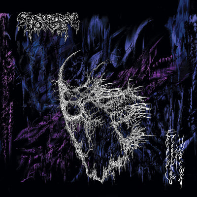 "SPECTRAL VOICE ""Eroded Corridors Of Unbeing"" LP"