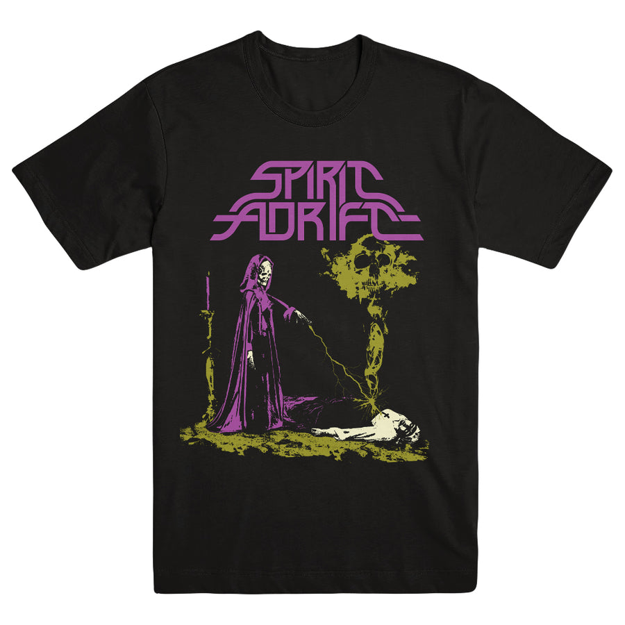 "SPIRIT ADRIFT ""Disturbing The Priest"" T-Shirt"