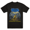 "SKELETAL REMAINS ""Condemned To Misery"" T-Shirt"